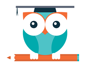Owl icon representing education