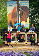 Paladin Experiential Learning Trip - DC Zoo